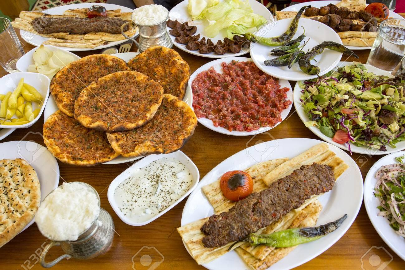 Cuisine Turque Cuisine Turque Saveurs Gourmandes Adana Kebab