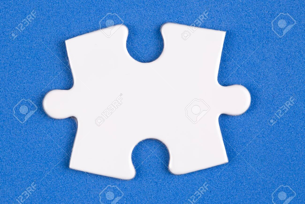 Pieces of a puzzle game - 154498957