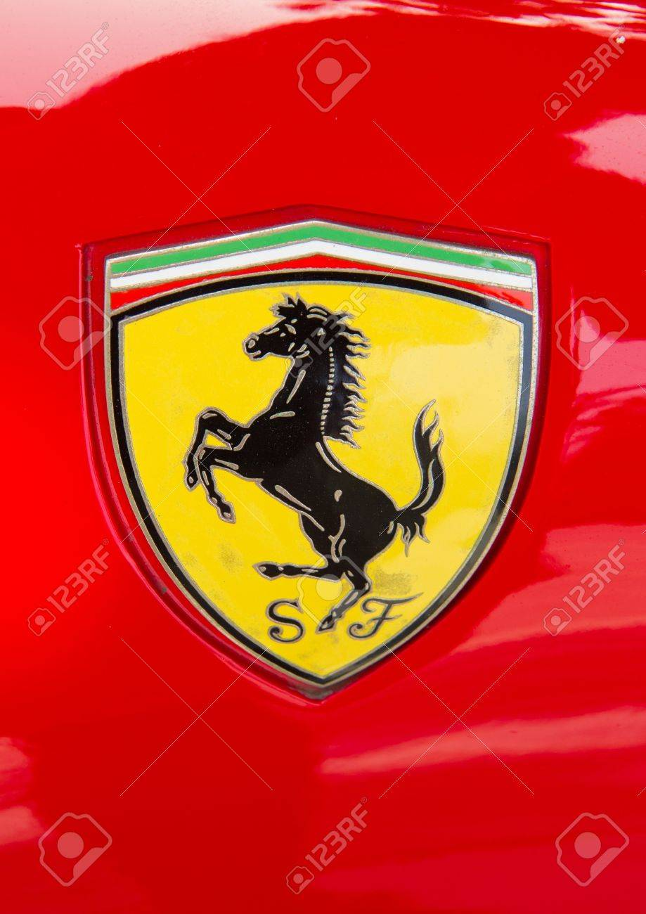 Puerto de la cruz july 14 the cavallino rampante symbol of puerto de la cruz july 14 the cavallino rampante symbol of ferrari on buycottarizona Choice Image
