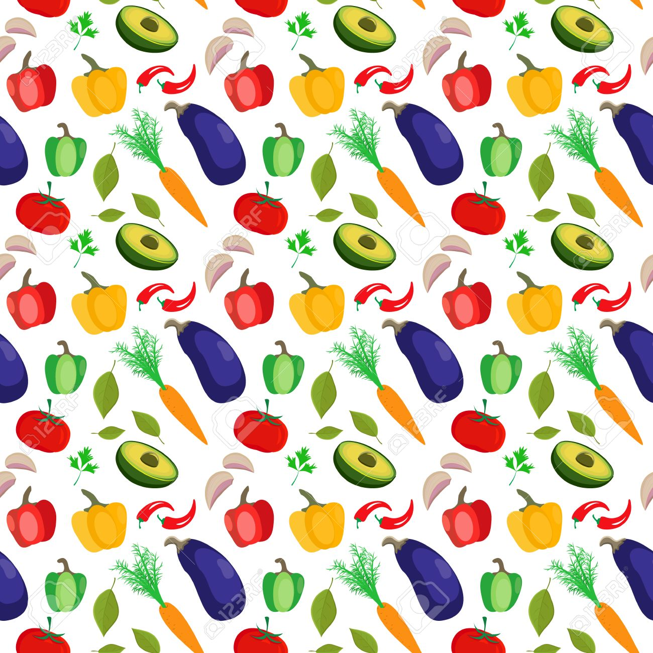Scrapbook paper cooking - Cool Modern Background For Web Wallpapers Packaging Bag Prints Textile Wrapping Paper And Digital Scrapbook Cooking Healthy Eating Theme