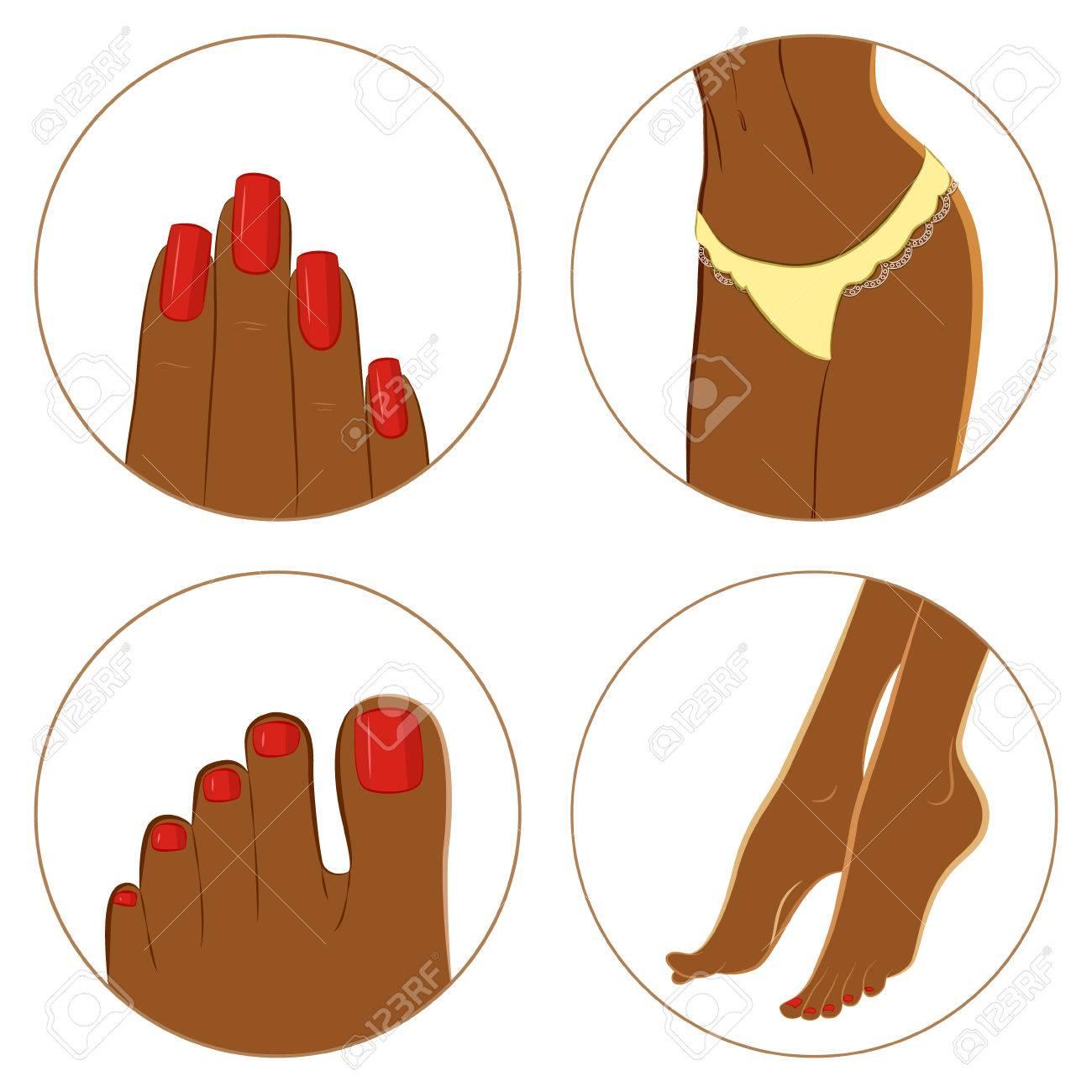bodycare and manicure