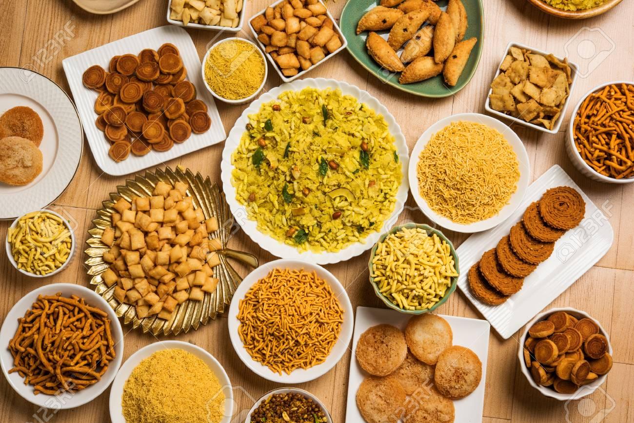 Stock photo of diwali food or diwali snacks or diwali sweets stock stock photo stock photo of diwali food or diwali snacks or diwali sweets like anarsa bakarvadi chakli sev bhujiya shankar pale and chivda or chiwada forumfinder Image collections