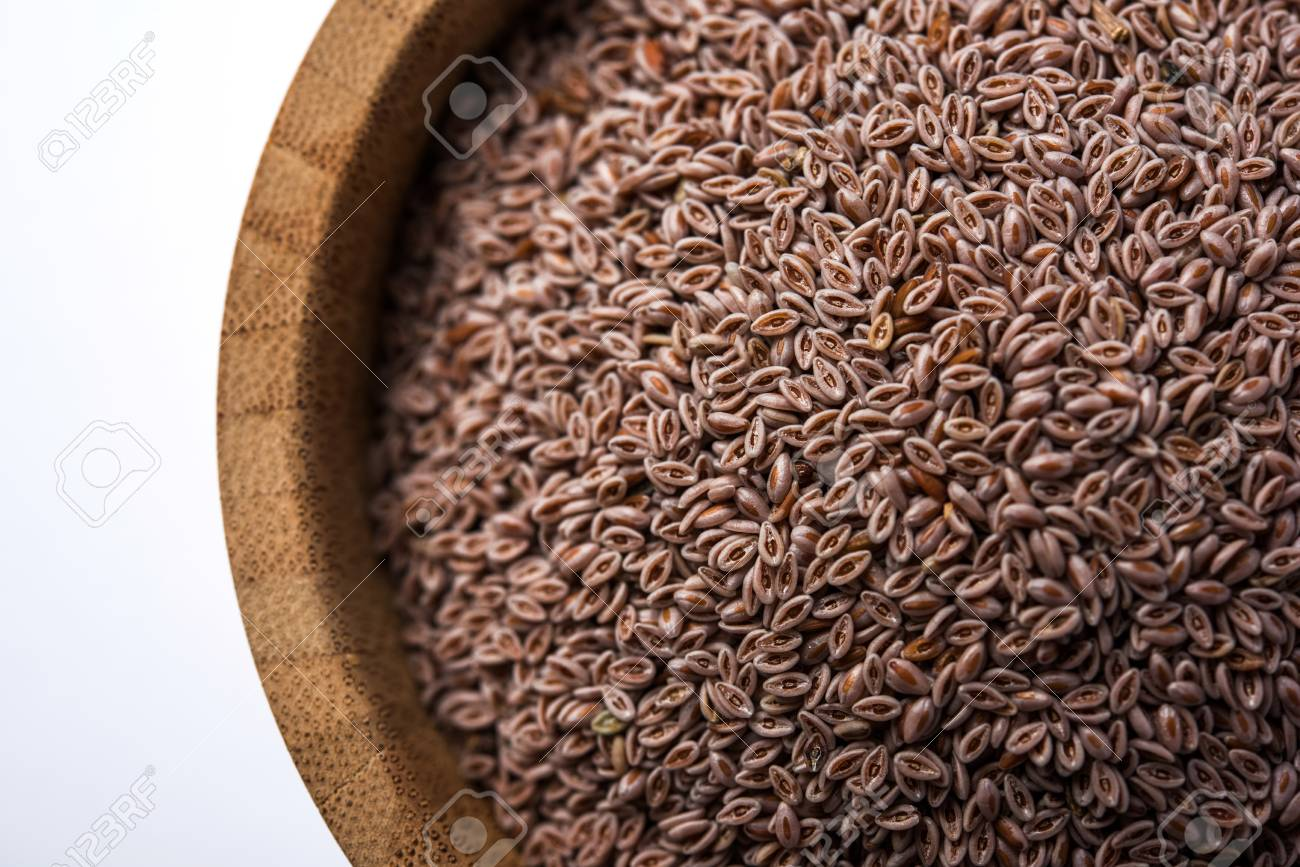 Psyllium Husk Or Isabgol Which Is Fiber Derived From The Seeds