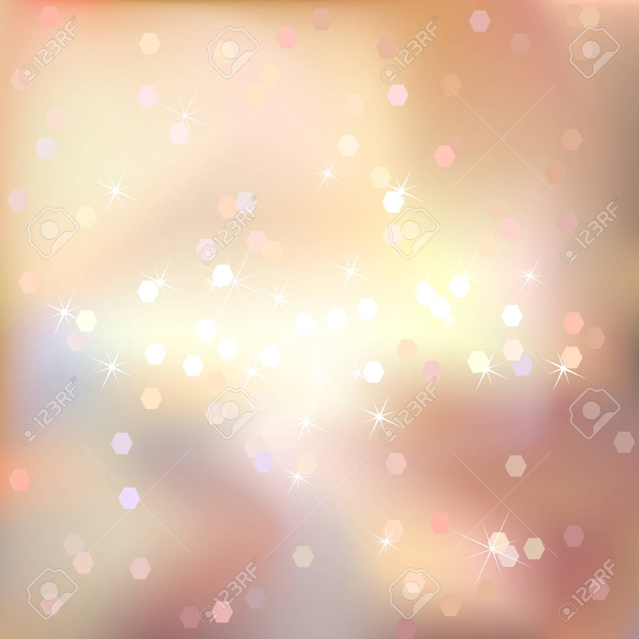 Abstract light brilliant vector background Stock Vector - 6104583