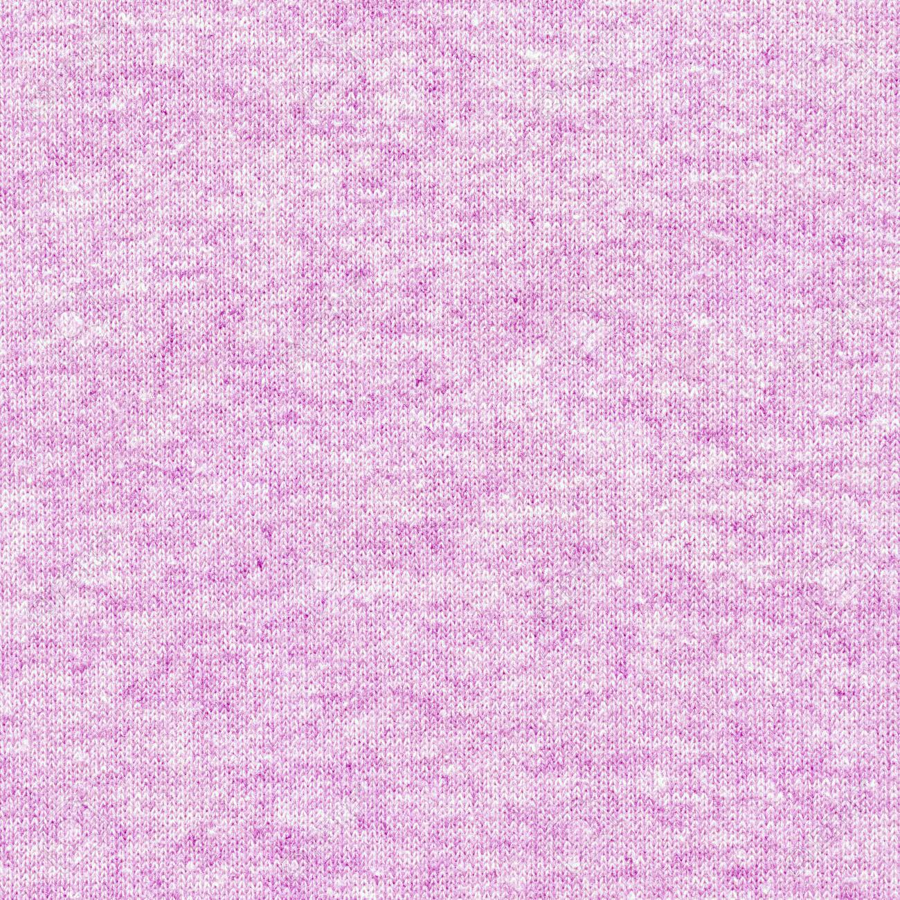 Fabric wool texture  Light pink color background