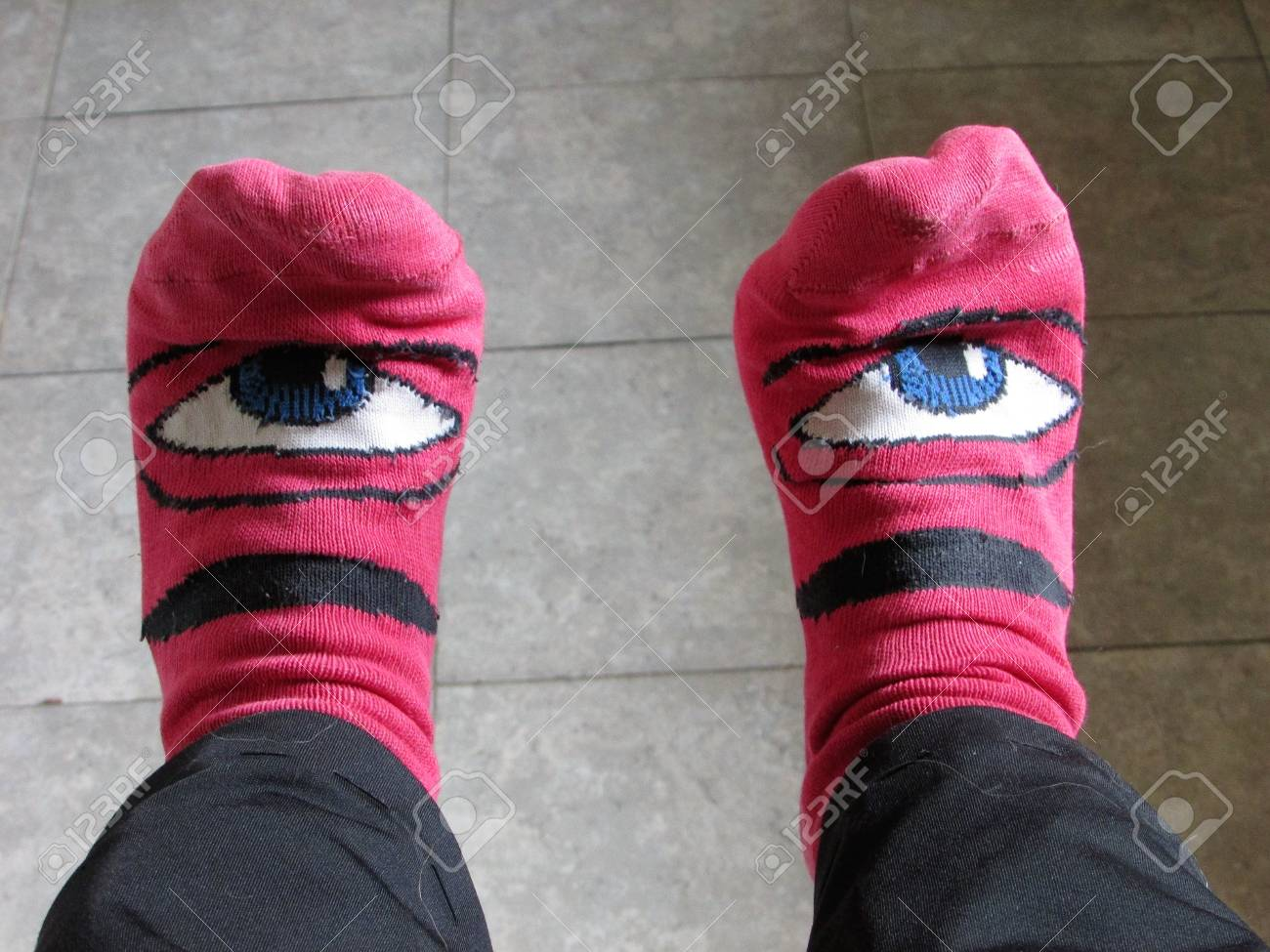 35ede2cf528 feet   socks Stock Photo - 86500933