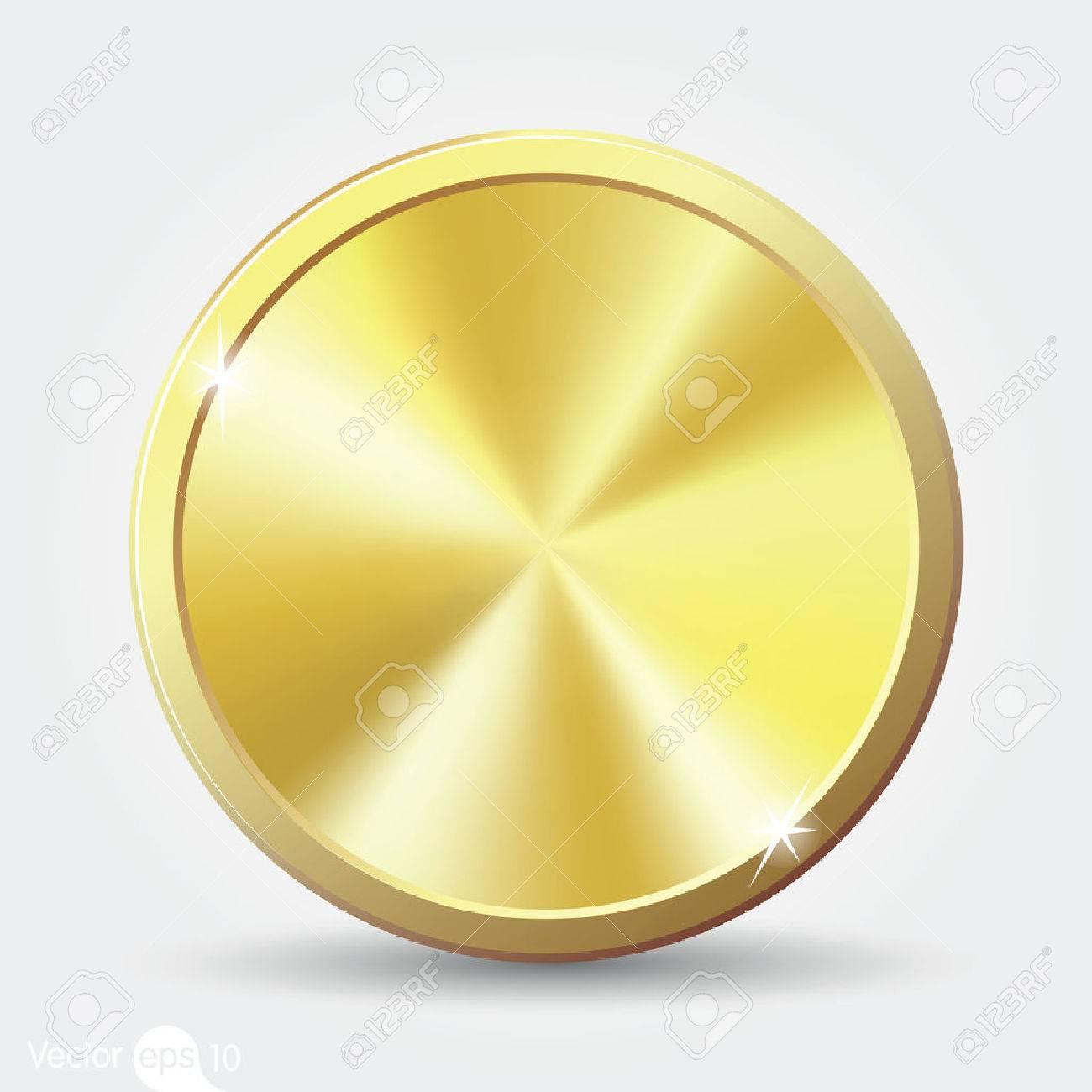 gold coin - 54831180