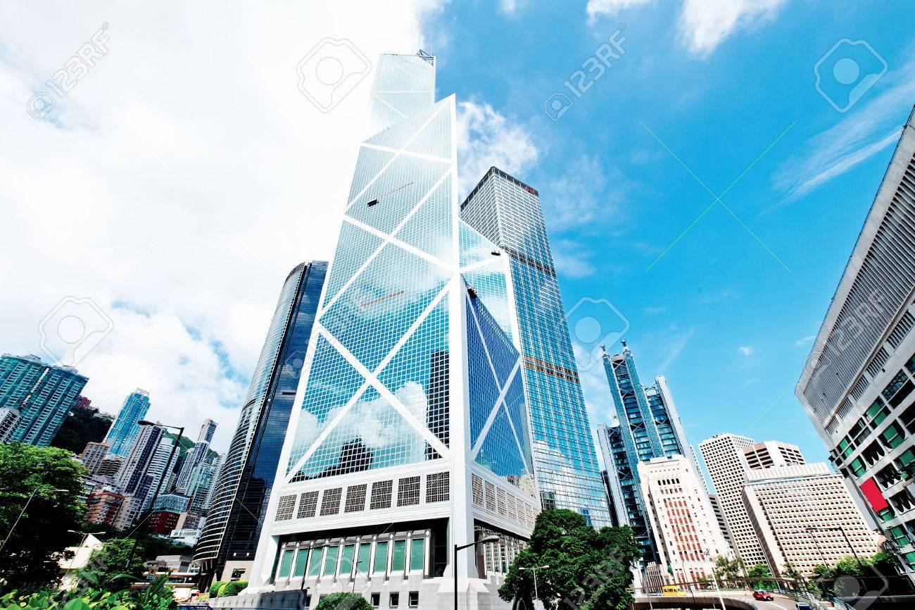 hong kong city - 61325887