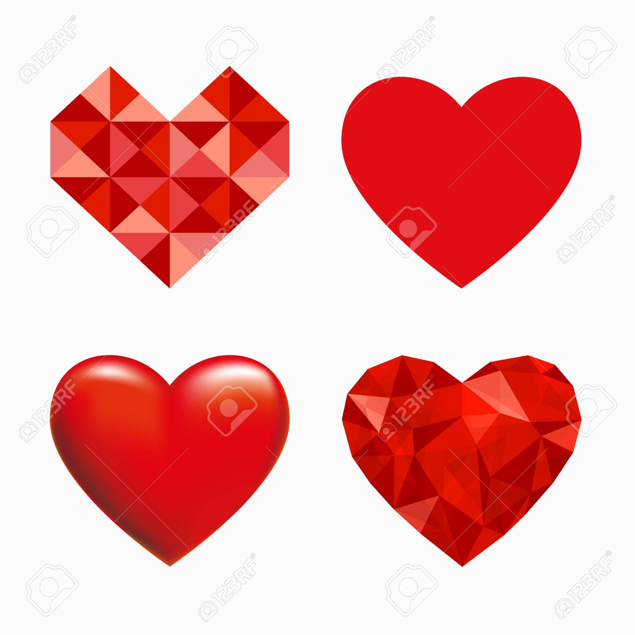 Heart symbols royalty free cliparts vectors and stock heart symbols stock vector 76489599 buycottarizona Image collections