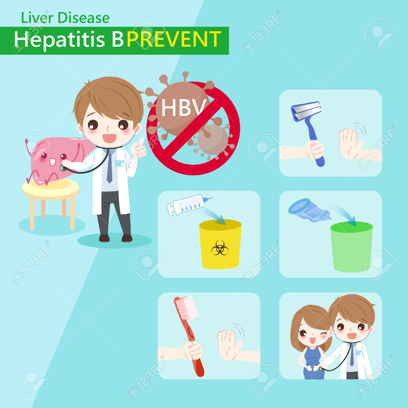 How to Prevent Hepatitis B How to Prevent Hepatitis B new photo