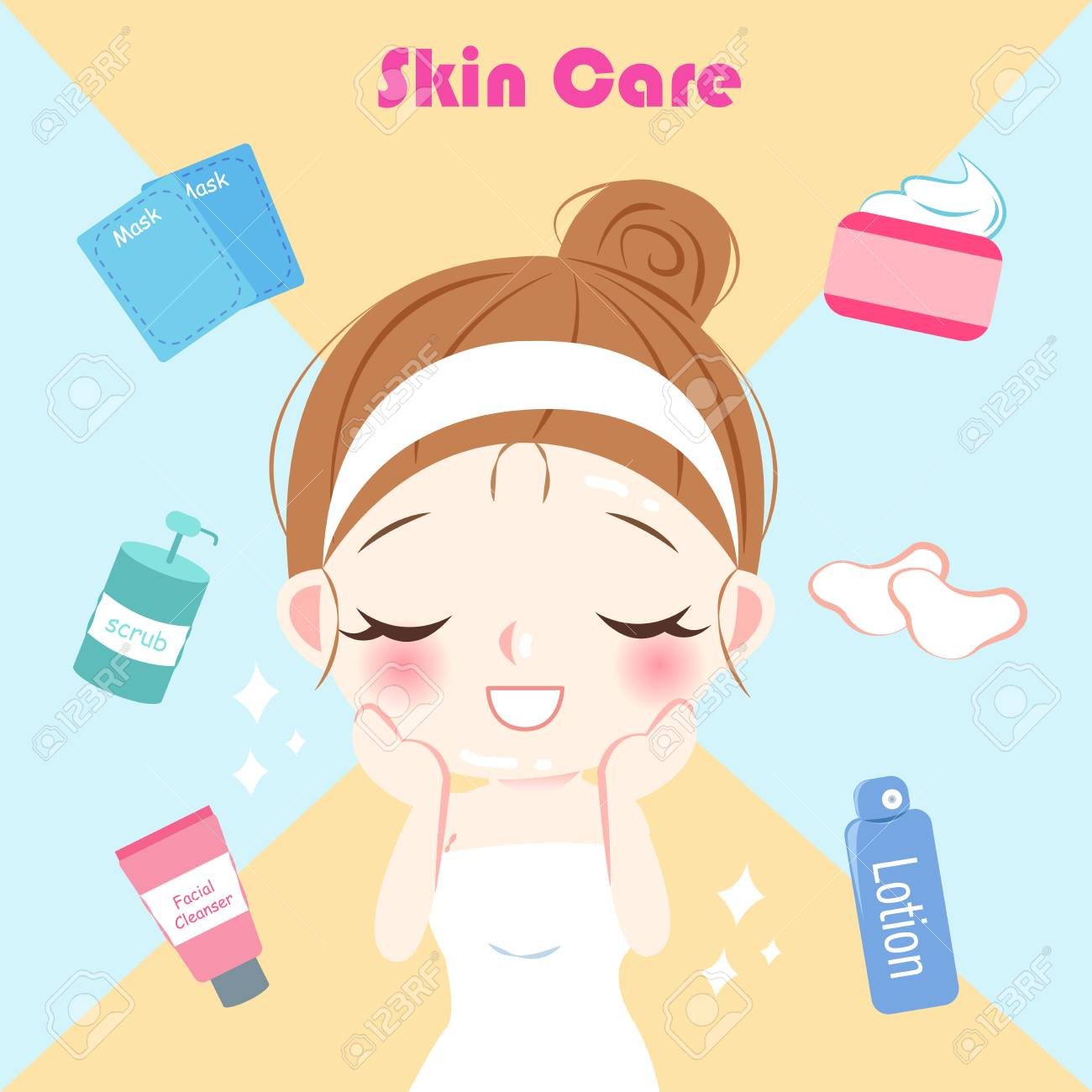 Skin Care Cartoon Pics Doctor Heck