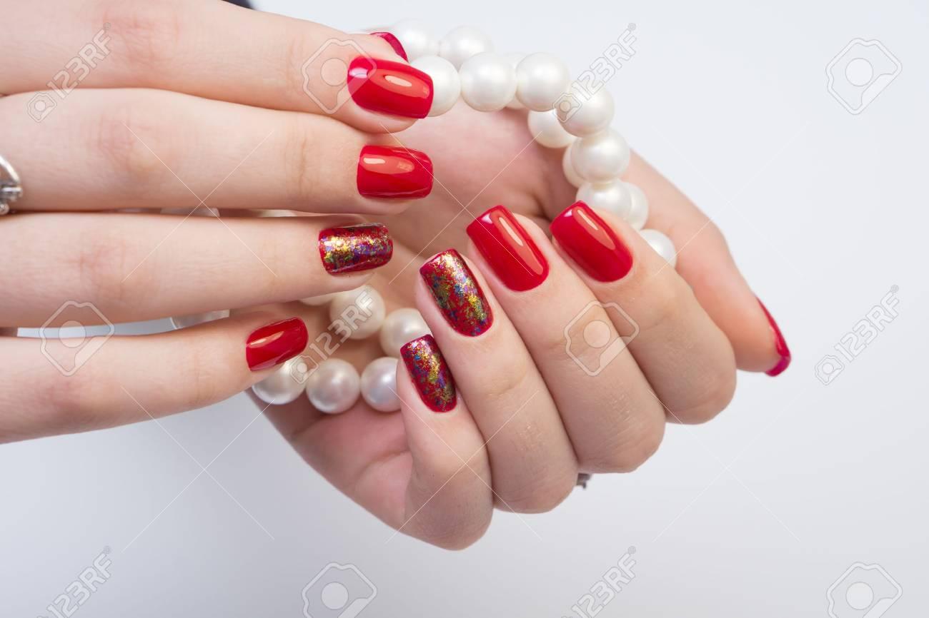 Amüsant Moderne Nägel Ideen Von Erstaunlich Maniküre Und Natürliche Nägel Mit Gel