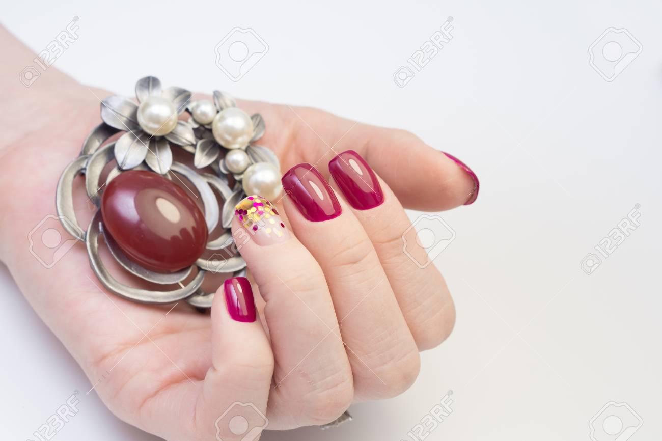 Beeindruckend Moderne Nägel Beste Wahl Erstaunlich Maniküre Und Natürliche Nägel Mit Gel