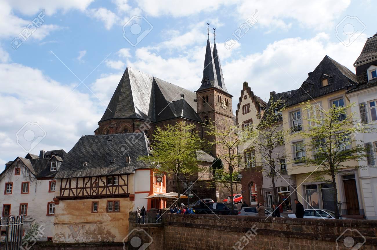 旧市街、ザールブルク ラインラ...