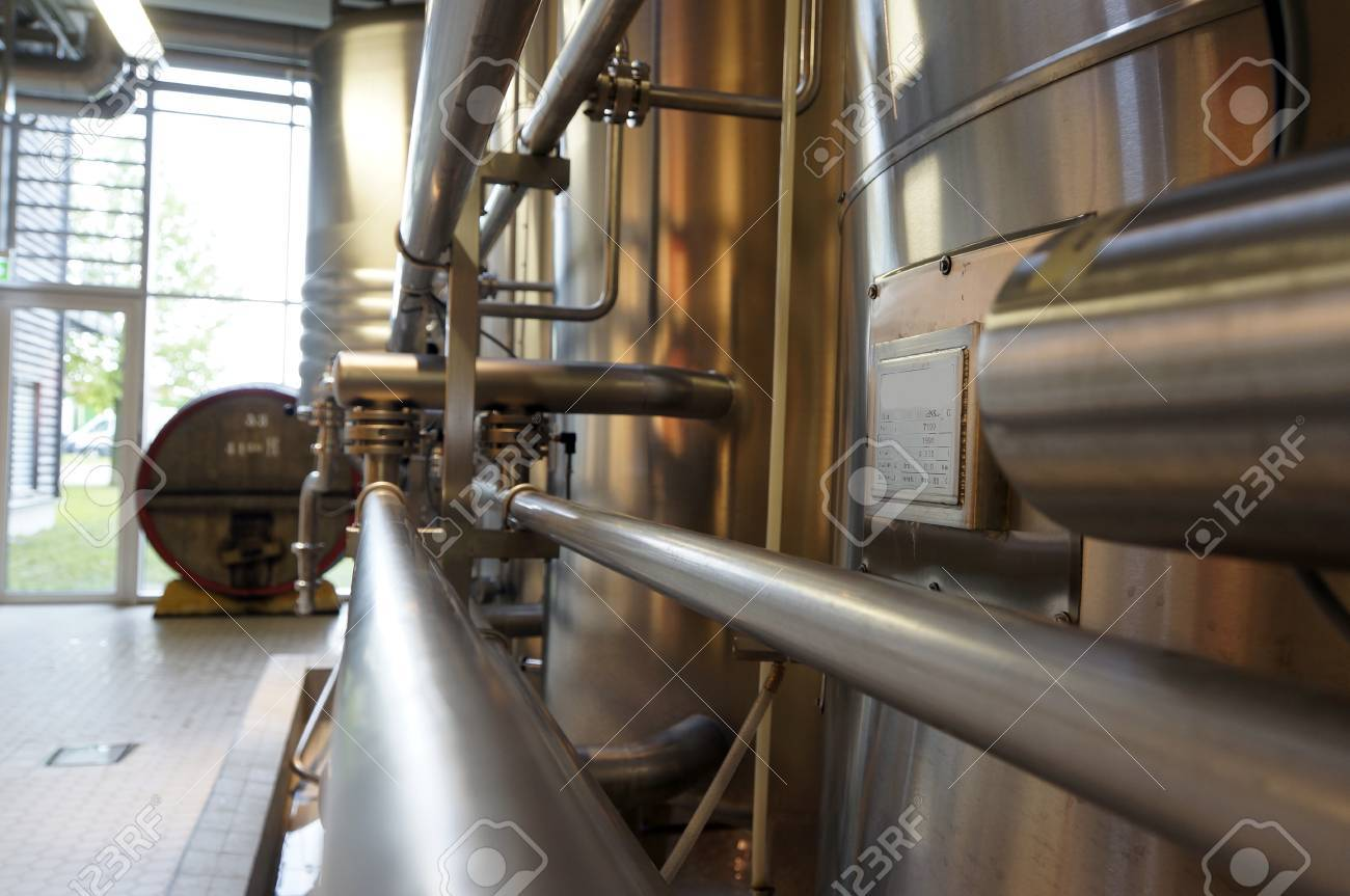 modern brewery aying bavaria germany stock photo picture and