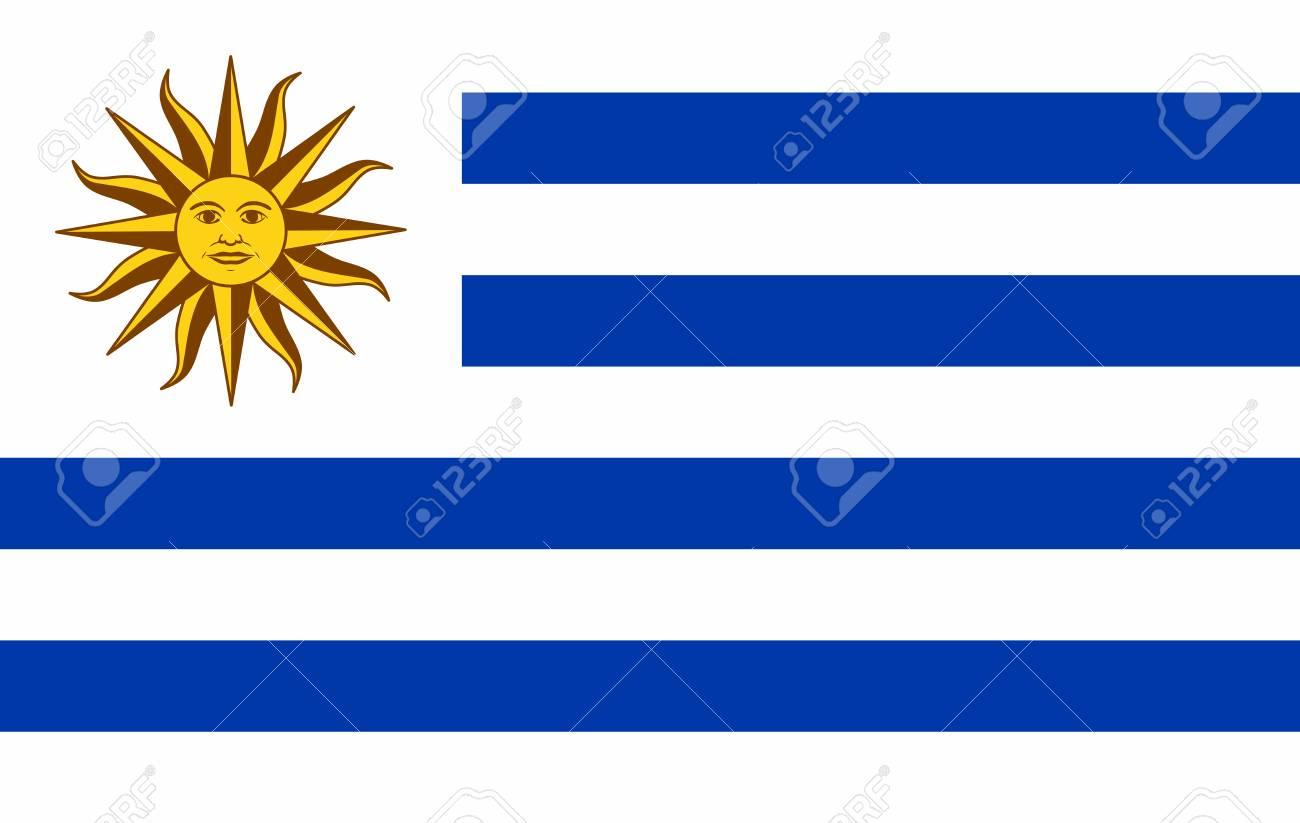 Vector Uruguay flag, Uruguay flag illustration, Uruguay flag picture, Uruguay flag image - 116542726