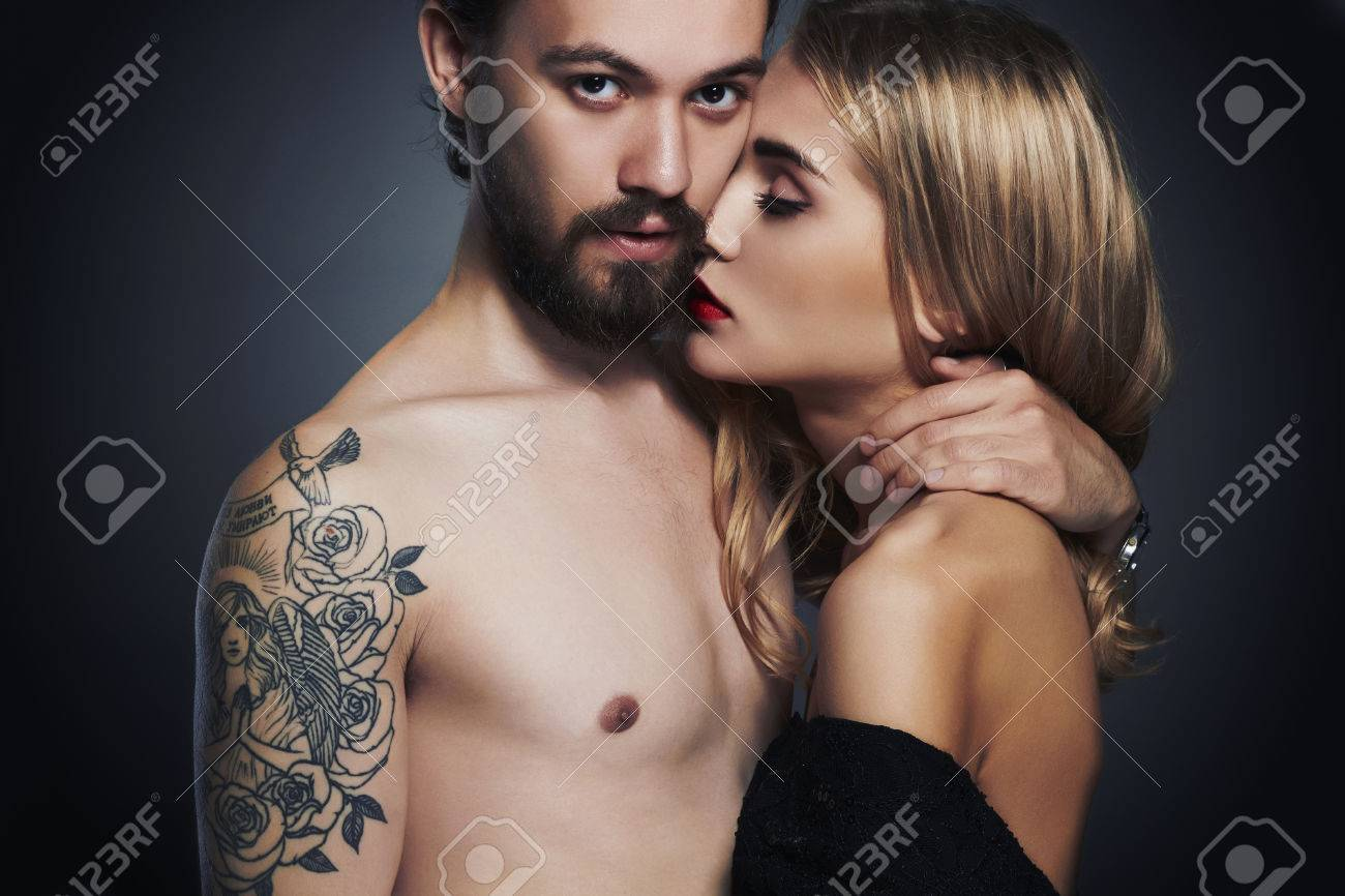 Sexy photo boy and girl