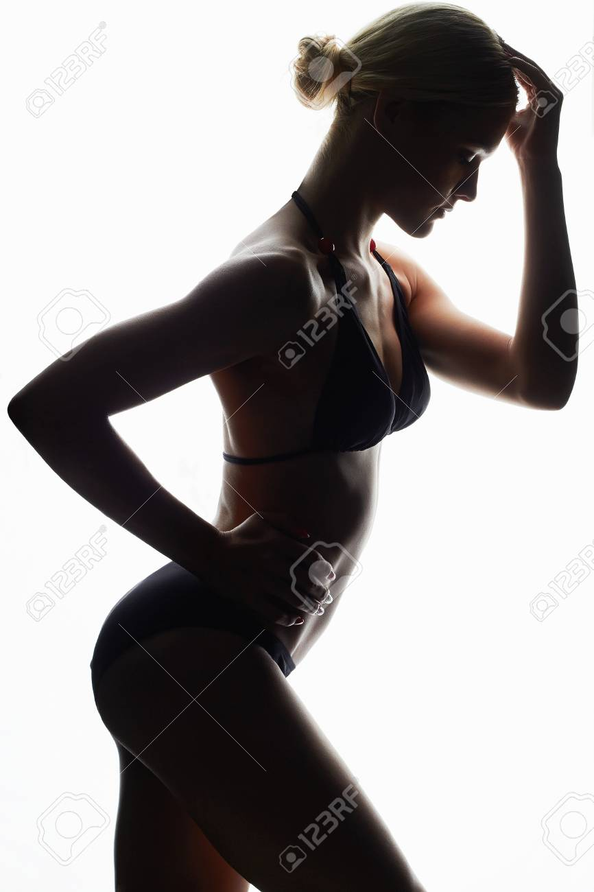 Woman In Bikini Body A Young diet girl With Sports 35SjLqc4AR