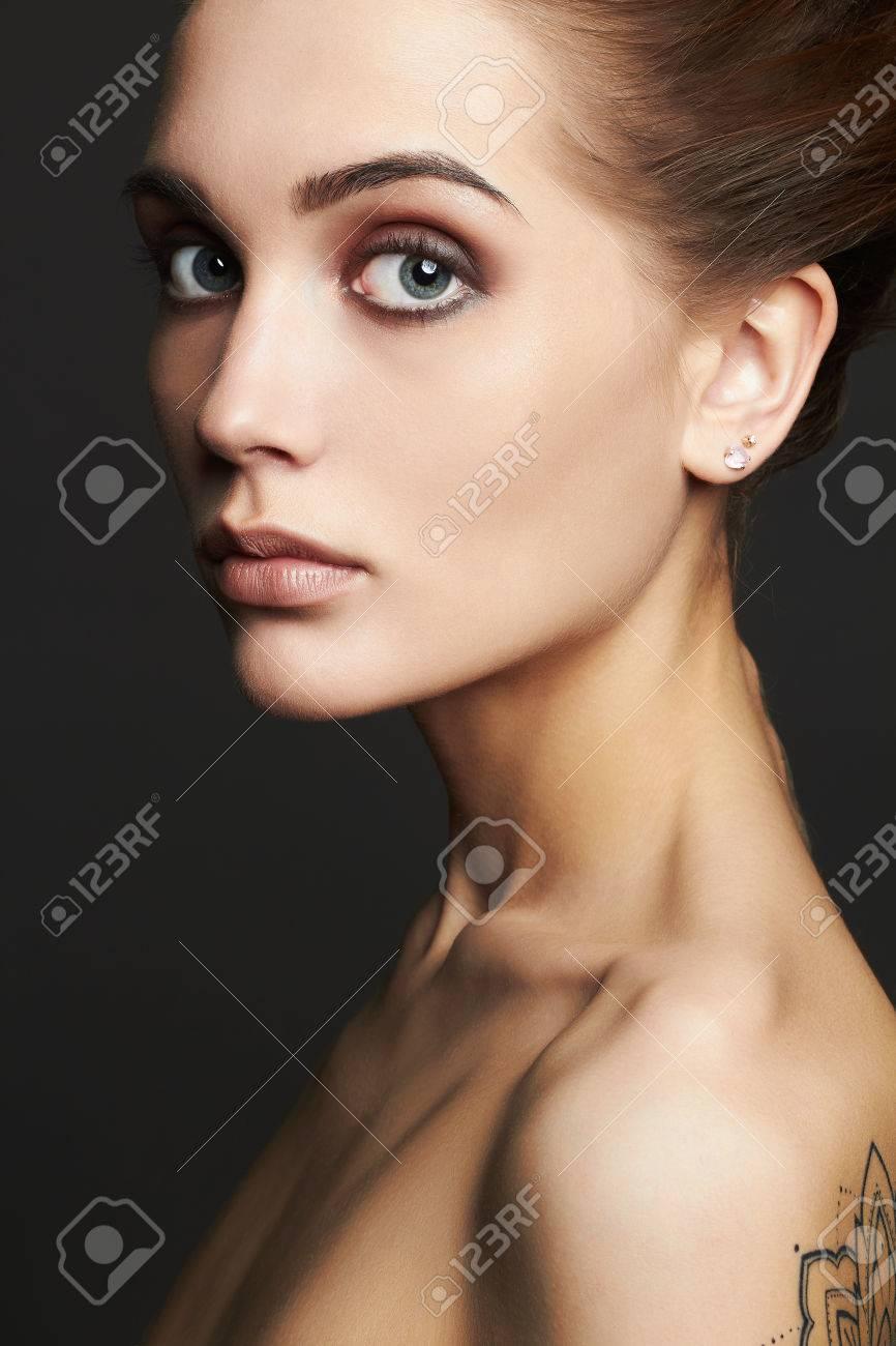 Facial girl huge