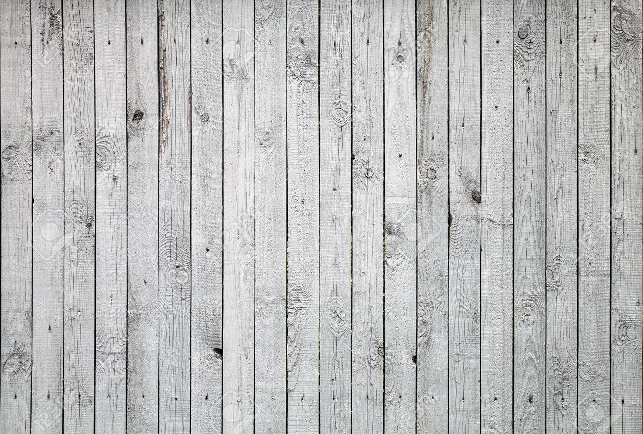 Texture De Fond De Lancien Peint En Blanc Planches De Revêtement En Bois Mur