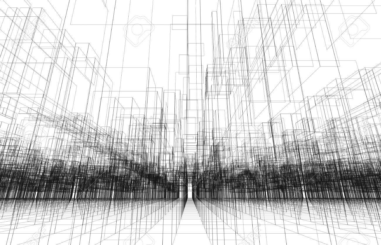 Ungewöhnlich Funkelndes Netz Beleuchtet Weißen Draht Fotos ...