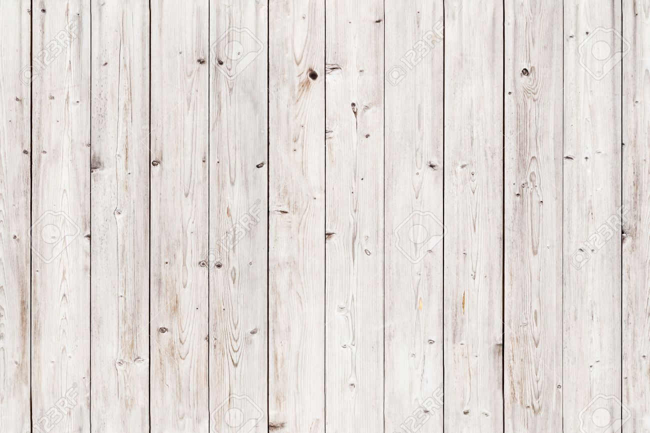 Charmant Old White Wooden Wall. Seamless Background Photo Texture Stock Photo    50203731