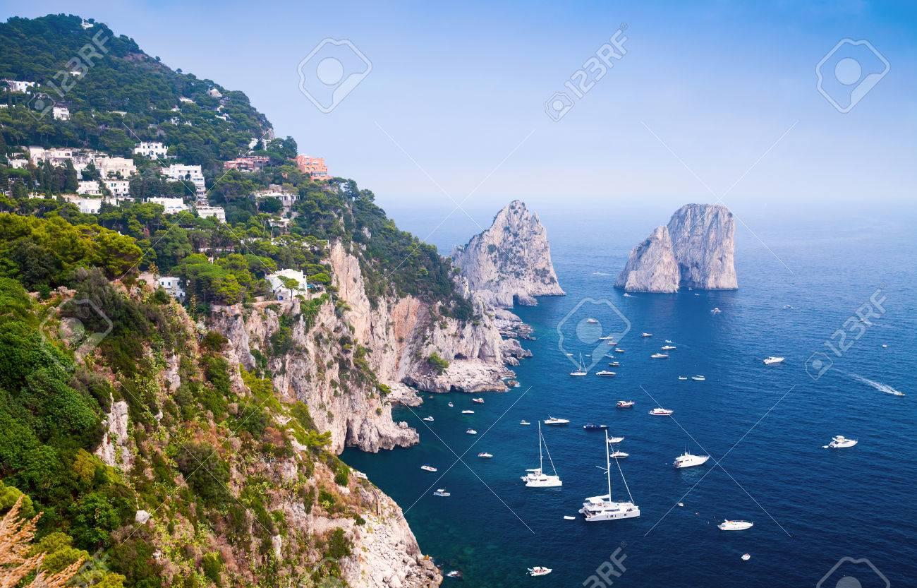 Paysage de Capri