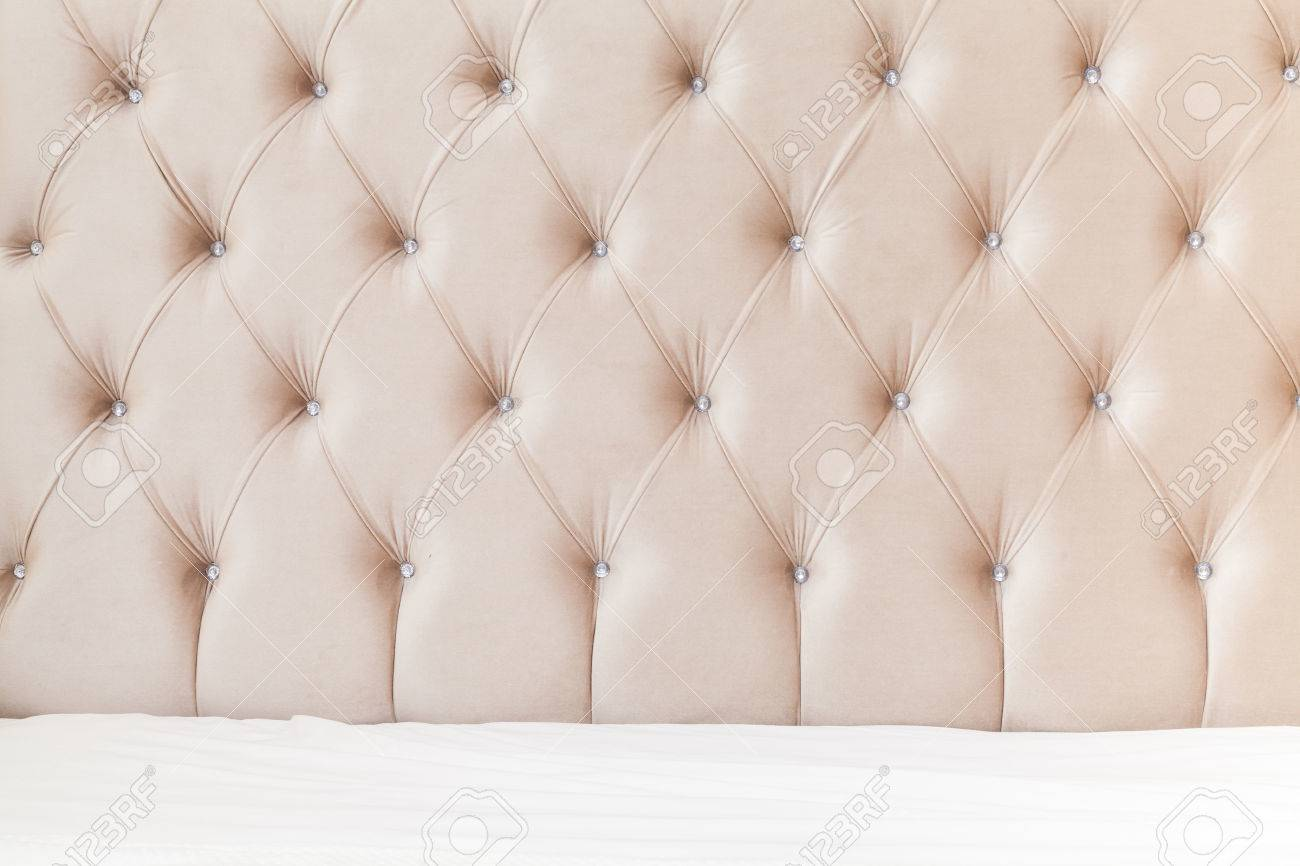 Luxury Empty Bedroom Interior Background Soft Pink Headboard Stock Photo Picture And Royalty Free Image Image 59687701