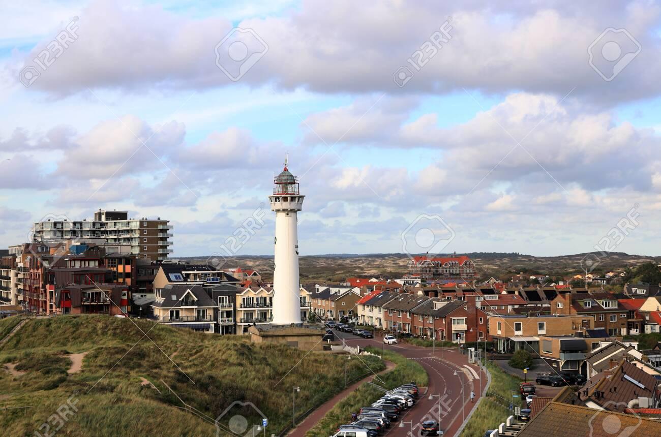 Egmond aan Zee. North Sea, the Netherlands. - 157188551