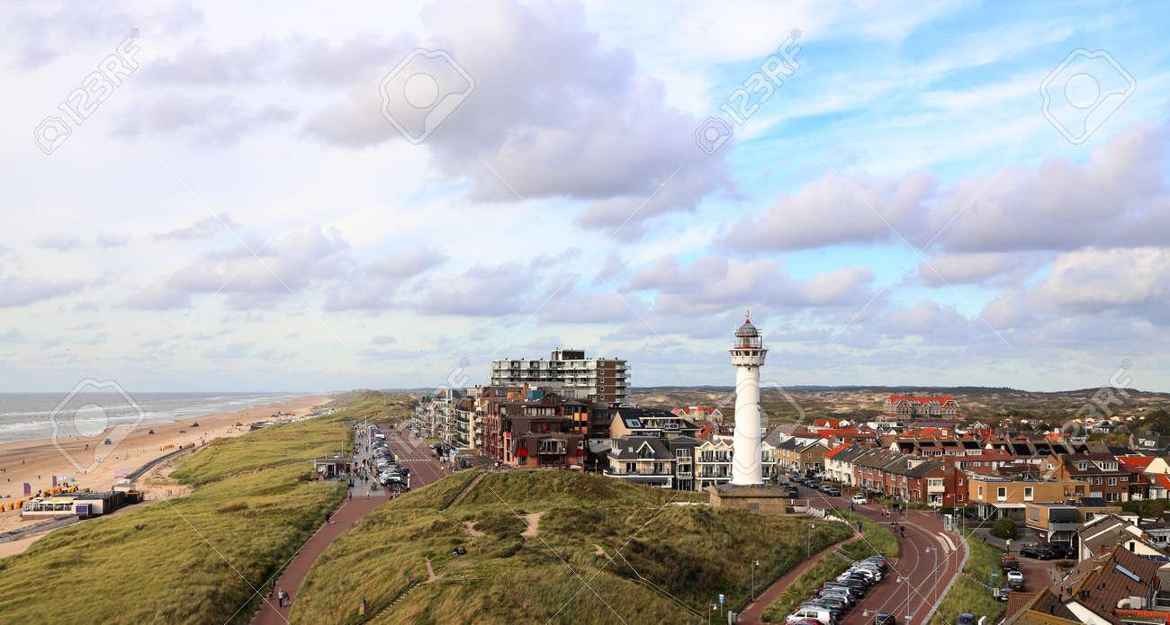 Egmond aan Zee. North Sea, the Netherlands. - 157188557
