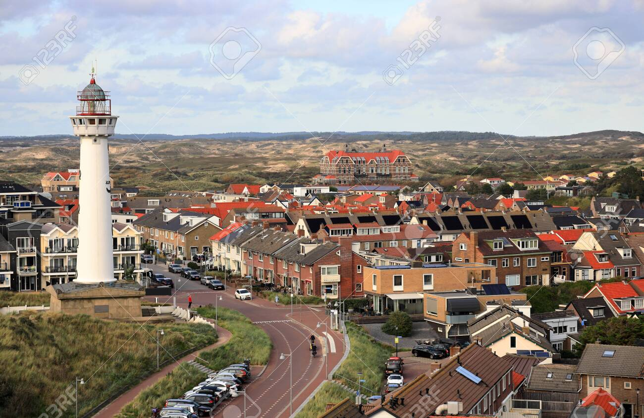 Egmond aan Zee. North Sea, the Netherlands. - 157188556