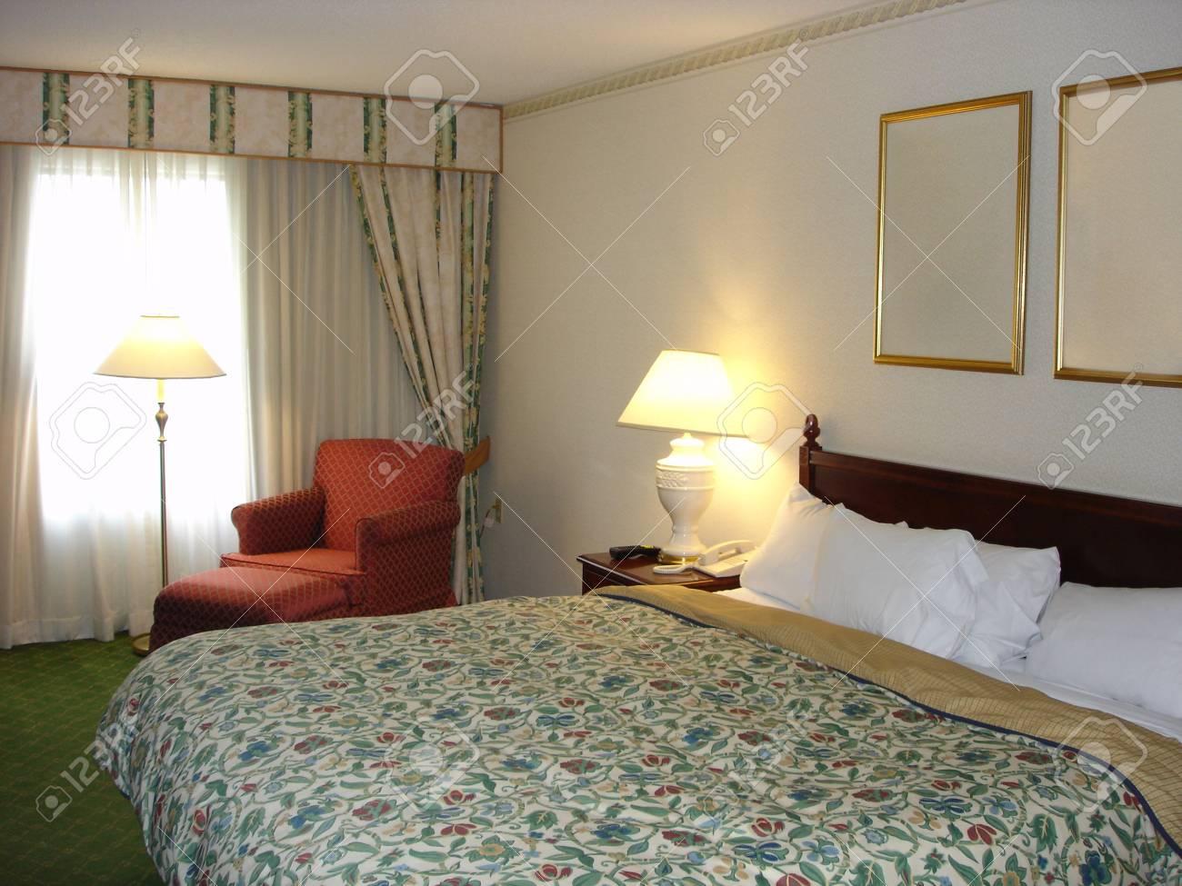 Cozy Bedroom Stock Photo - 1979511