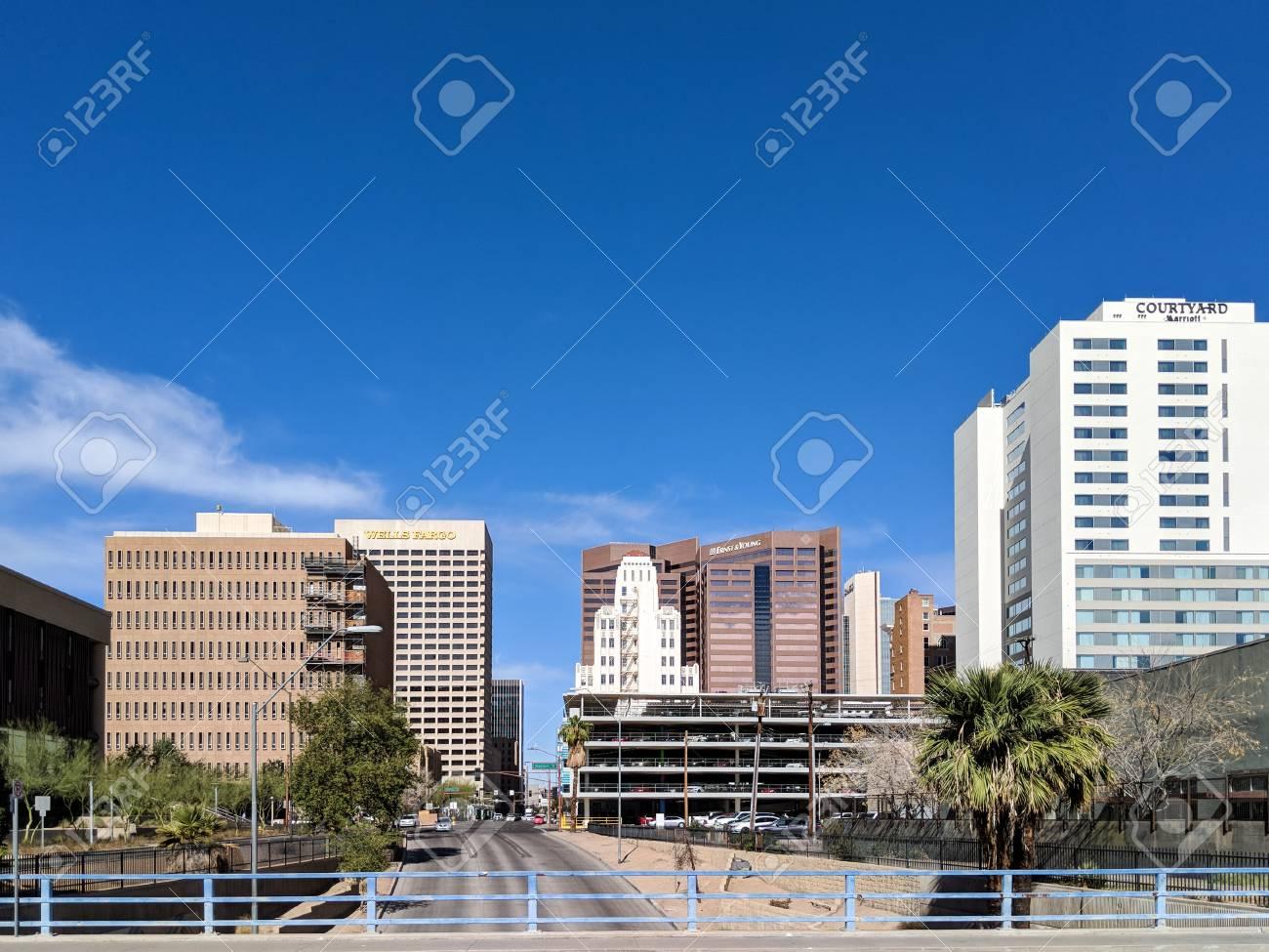 Phoenix Arizona 2018 Downtown Phoenix