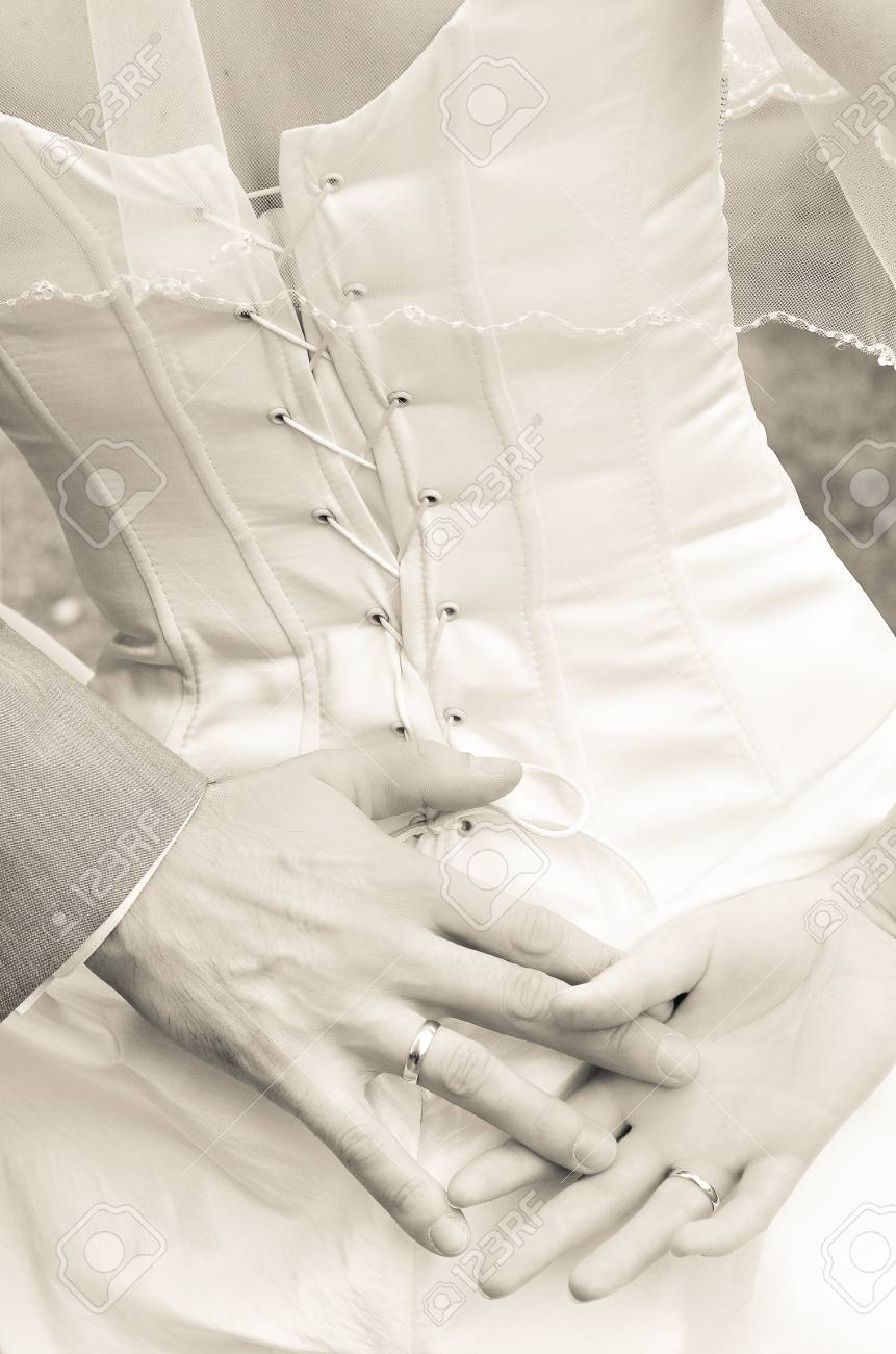 Wedding romance Stock Photo - 12961865