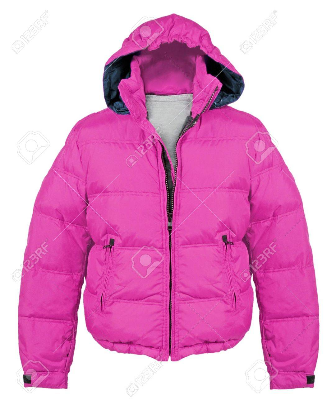 pink jacket - 16698179