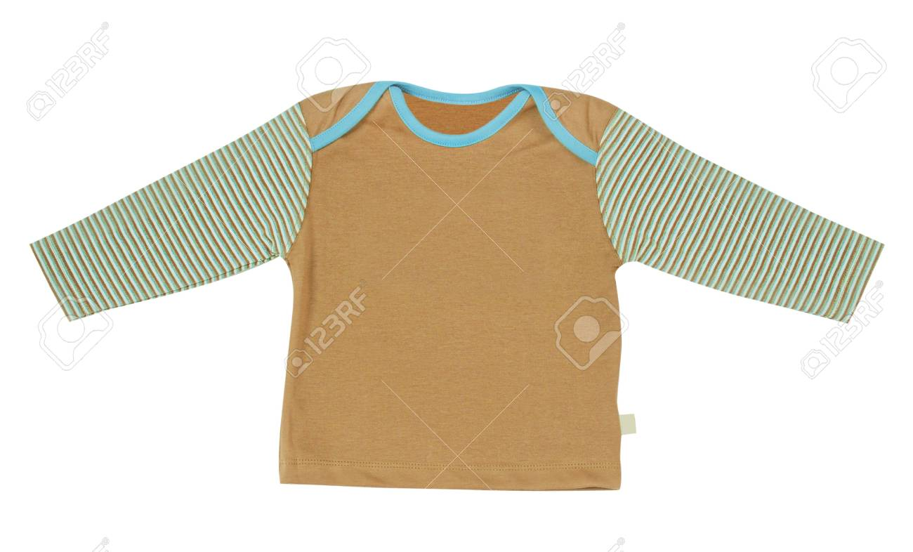 brown blouse Stock Photo - 18957847