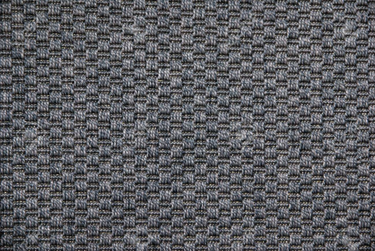 background closeup of dark grey rug flatwoven carpet Stock Photo - 19508157