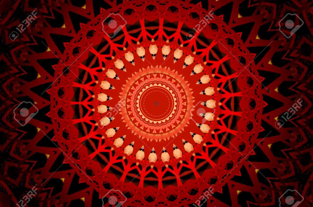 Abstractos De Fondo O Wallpaper Patrón Plantilla De Diseño En Negro Y Rojo