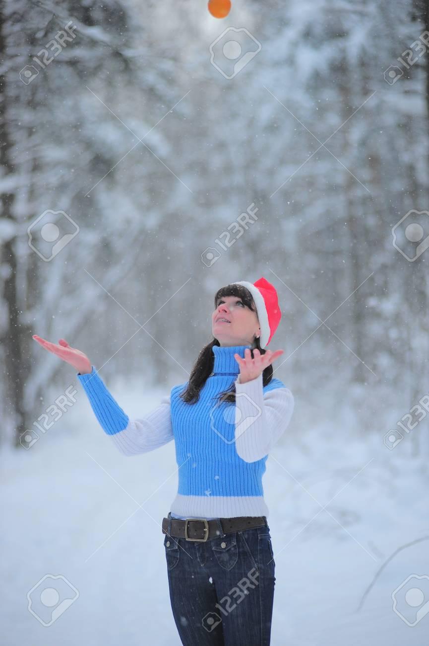 Winter beauty Stock Photo - 8730897