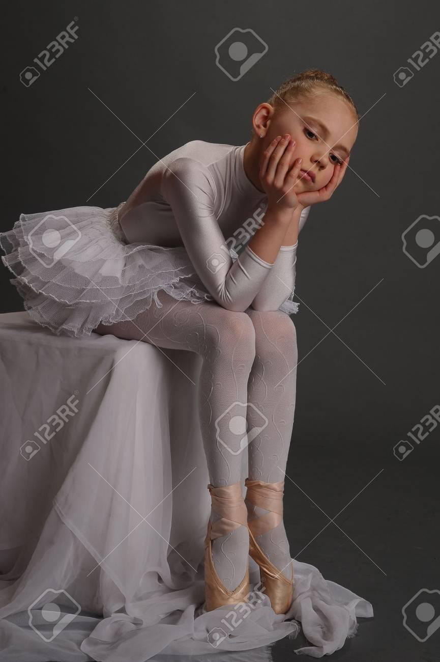 The ballerina Stock Photo - 9080134
