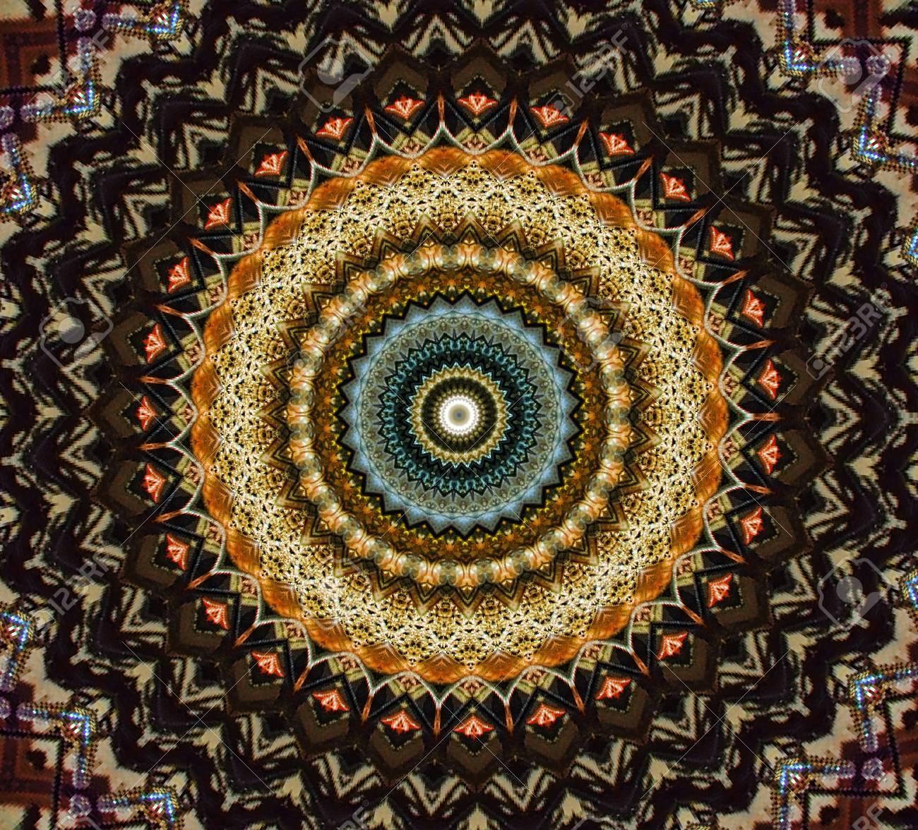 mosaic pattern Stock Photo - 9266859