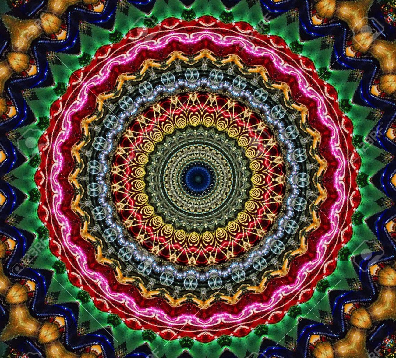mosaic pattern Stock Photo - 9266861
