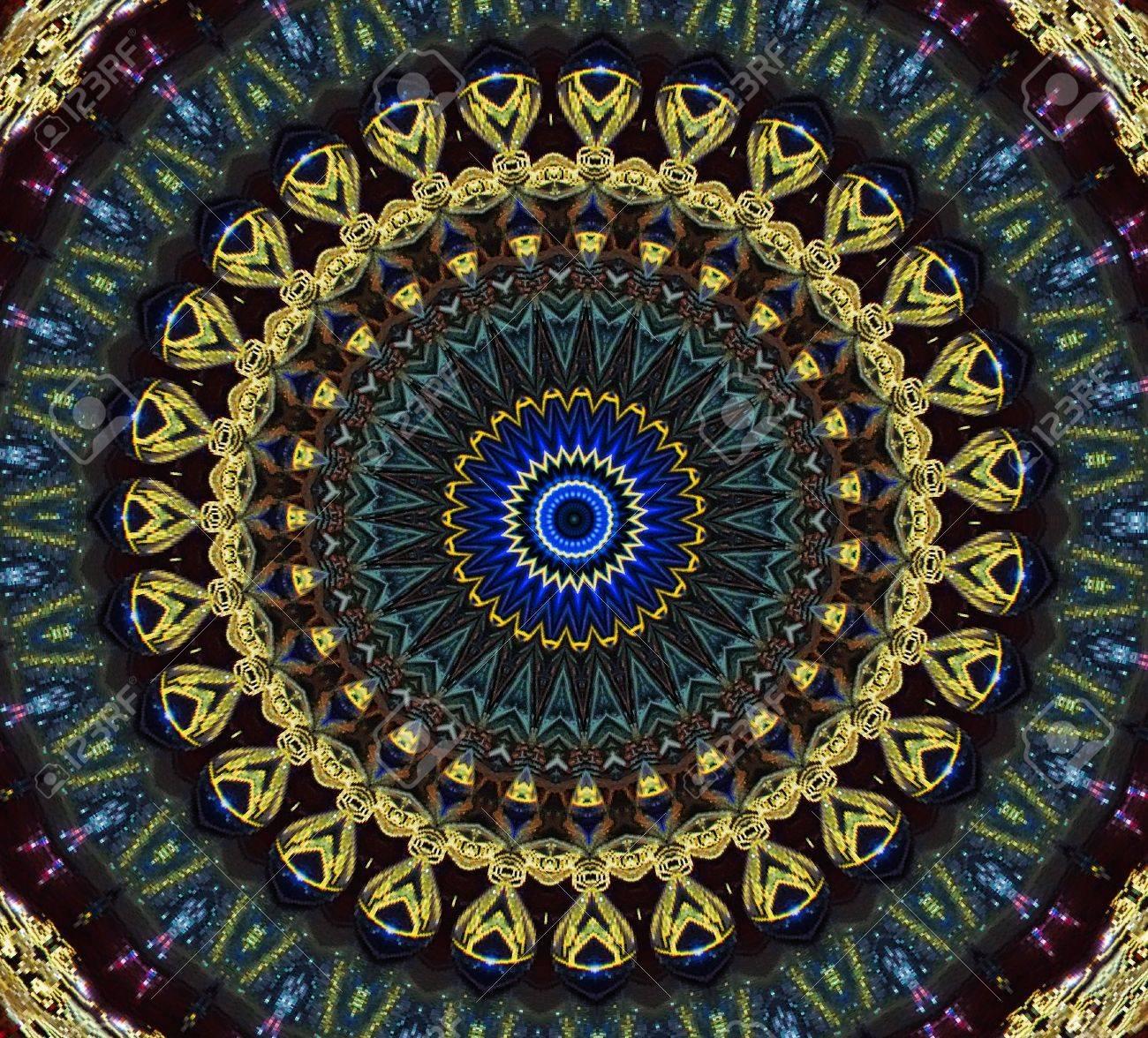 mosaic pattern Stock Photo - 9266858