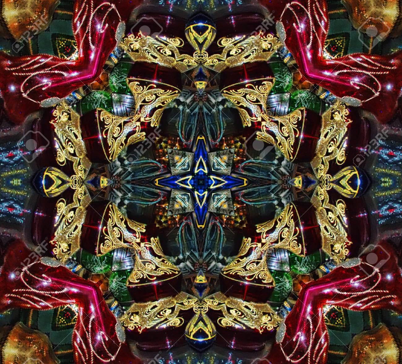 mosaic pattern Stock Photo - 9266824