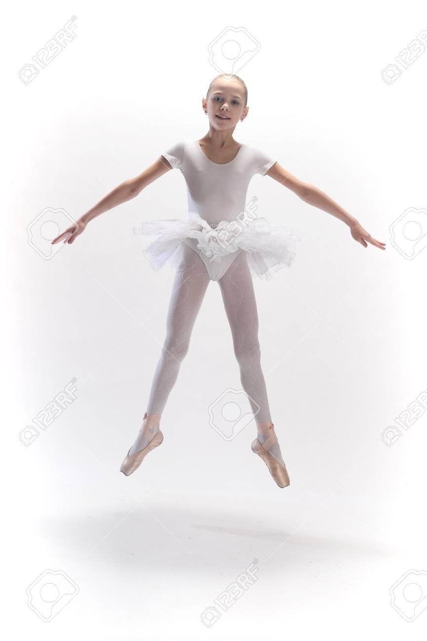 Ballet Girl Stock Photo - 9412793