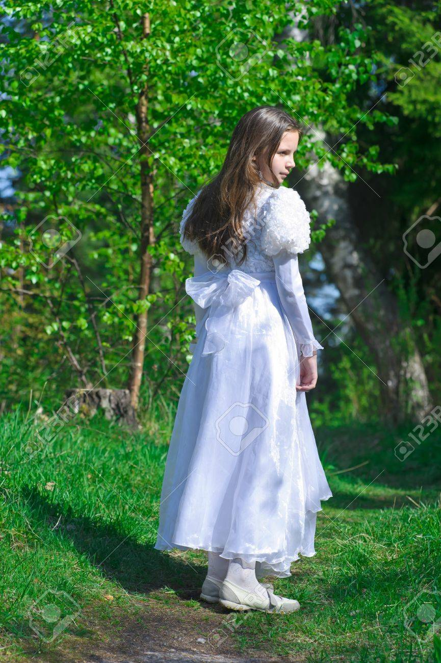 Princess in the Park Stock Photo - 10324633