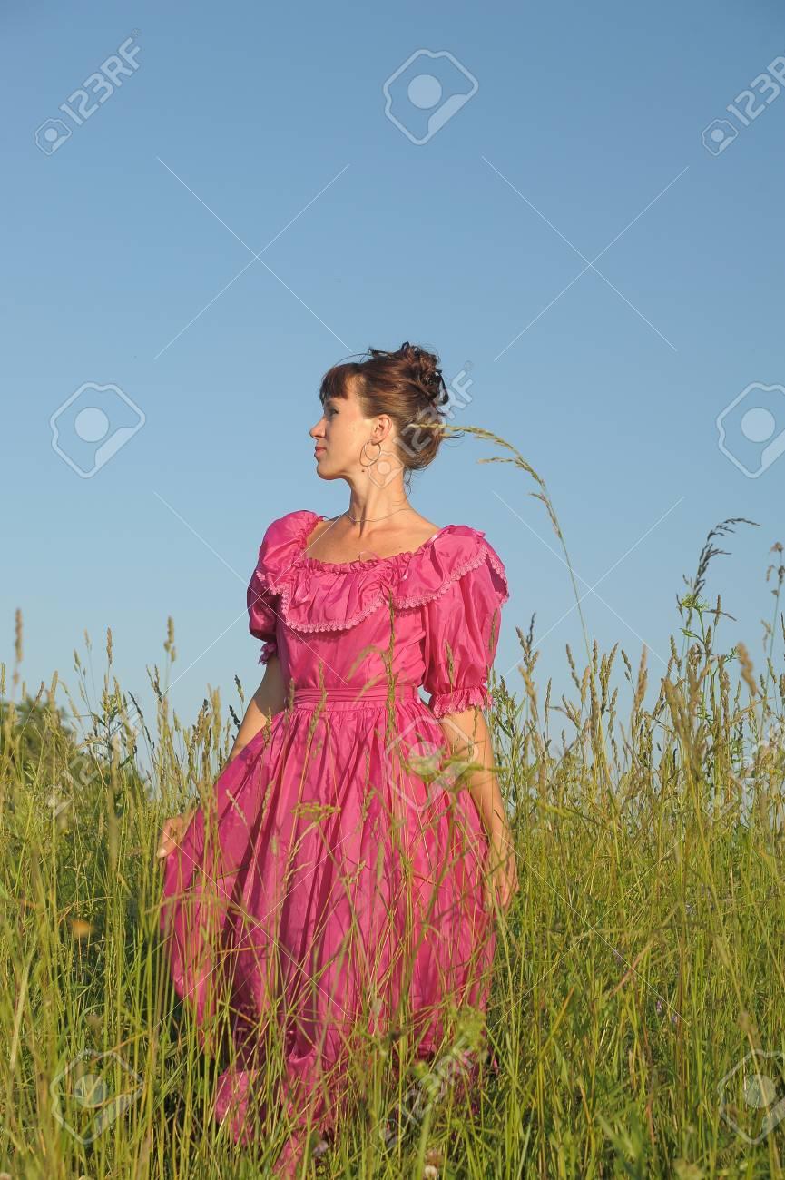 Victorian style woman Stock Photo - 11190248