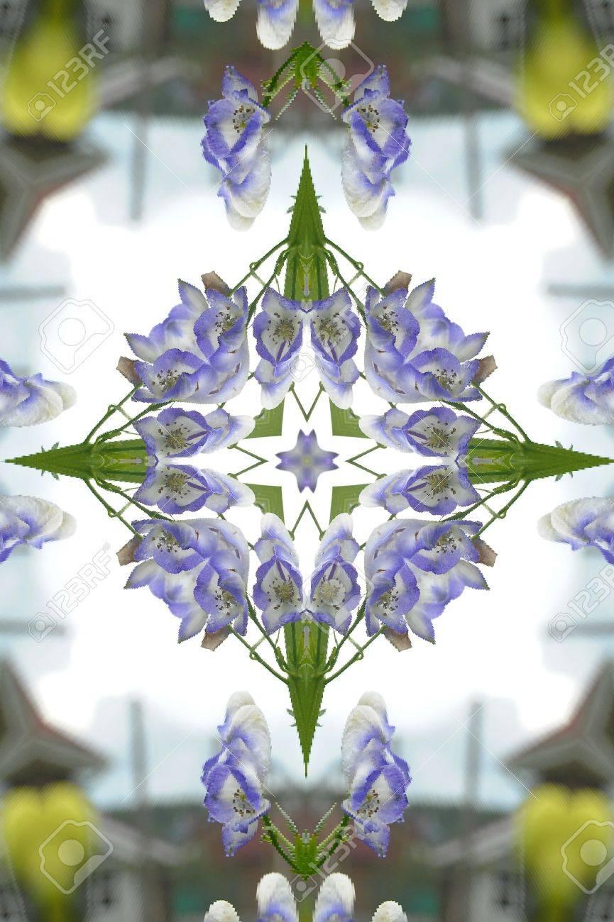 purple ornament Stock Photo - 10728252