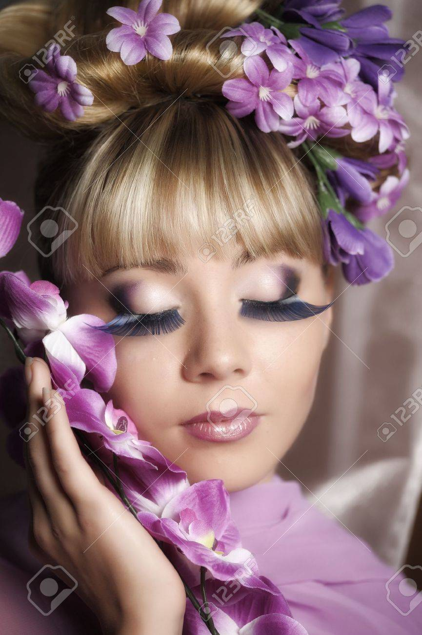 Floral Dream Fairy Stock Photo - 11422994