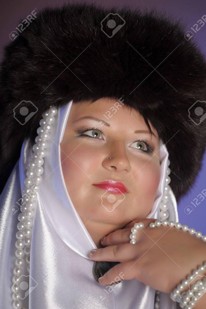 Russian noblewoman Stock Photo - 11489098